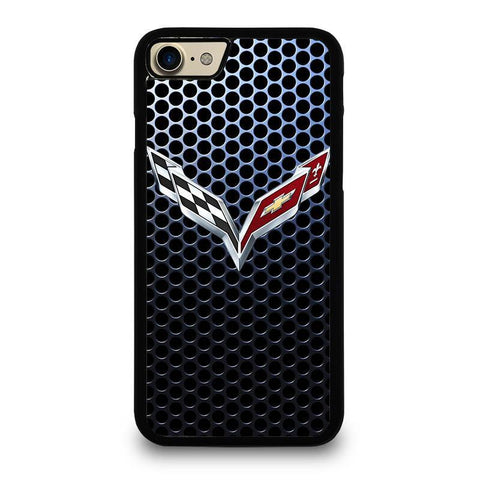 CORVETTE-Logo-iphone-7-case-cover