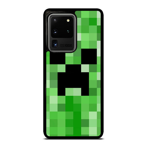 CREEPER MINECRAFT 2 Samsung Galaxy S20 Ultra Case Cover