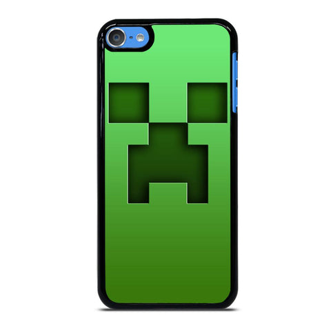 CREEPER MINECRAFT-ipod-touch-7-case-cover