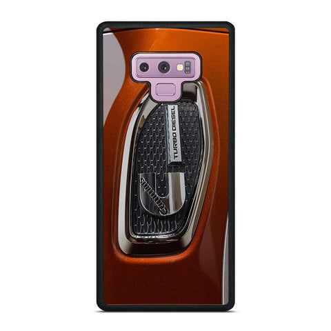 CUMMINS TURBO DIESEL EMBLEM Samsung Galaxy Note 9 Case Cover