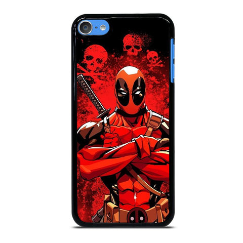 DEADPOOL-ipod-touch-7-case-cover