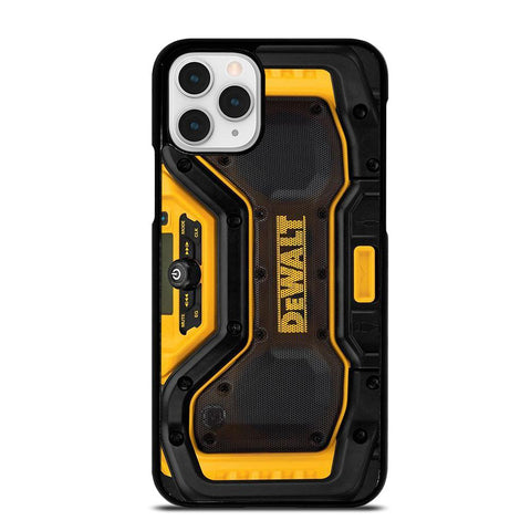 DEWALT JOBSITE RADIO-iphone-11-pro-case-cover