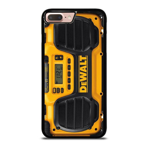 DEWALT JOBSITE RADIO-iphone-8-plus-case-cover