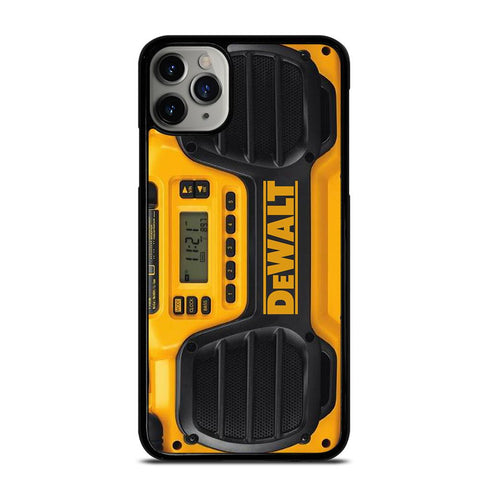 DEWALT RADIO-iphone-11-pro-max-case-cover