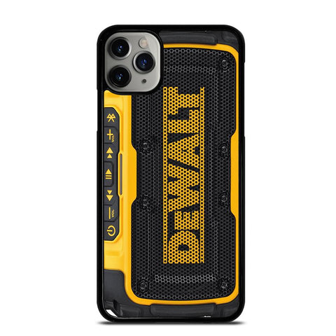 DEWALT SPEAKER-iphone-11-pro-max-case-cover