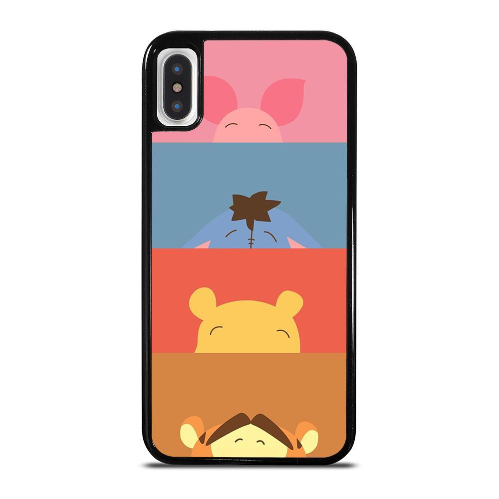 DISNEY WINNIE THE POOH AND FRIENDS-iphone-x-case-cover