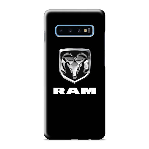 DODGE RAM LOGO Samsung Galaxy S8 S9 S10 S10e S105G S20 Plus Ultra Note 8 9 10 10+ 3D Case Cover