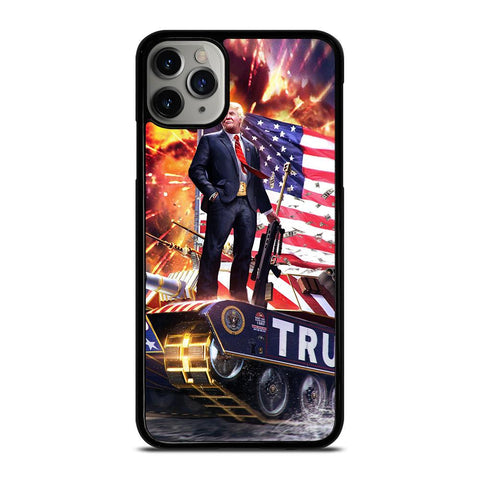 DONALD TRUMP-iphone-11-pro-max-case-cover