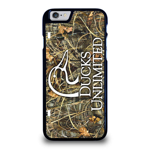 DUCKS UNLIMITED WETLANDS WATERFOWL CAMO-iphone-6-6s-case-cover