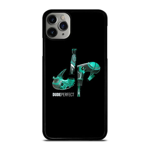 DUDE PERFECT LOGO-iphone-11-pro-max-case-cover