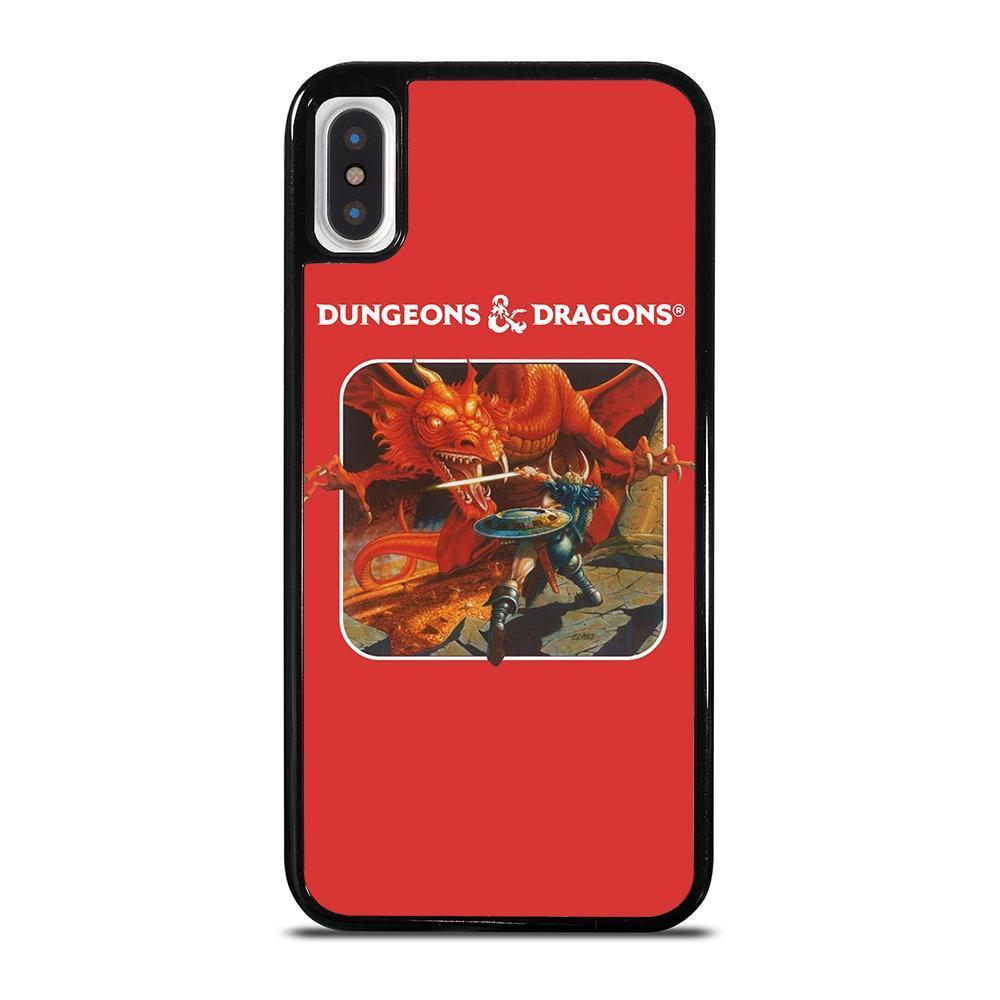 DUNGEONS AND DRAGONS-iphone-x-case-cover
