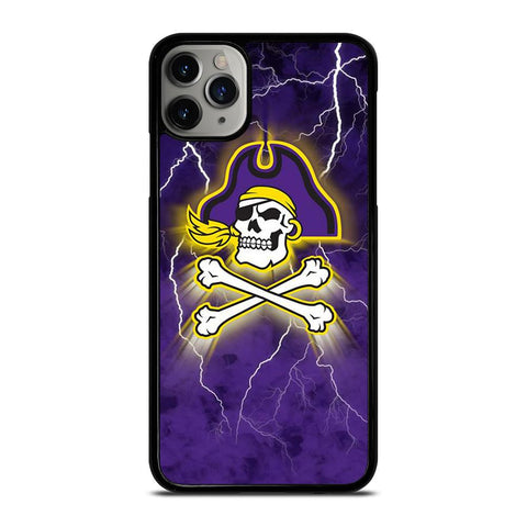 ECU EAST CAROLINA LOGO-iphone-11-pro-max-case-cover