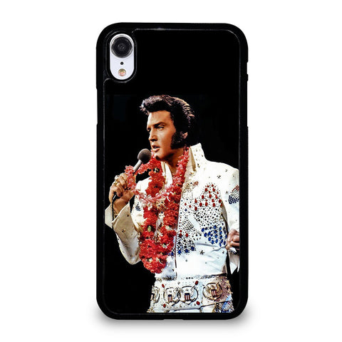 ELVIS PRESLEY KING iPhone XR Case Cover