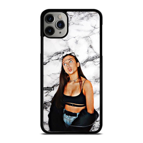 EMMA CHAMBERLAIN MARBLE-iphone-11-pro-max-case-cover