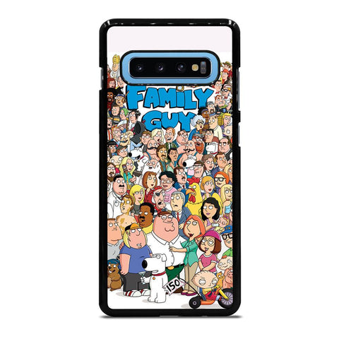 FAMILY GUY Samsung Galaxy S10 Plus Case - Best Custom Phone Cover Cool Personalized Design