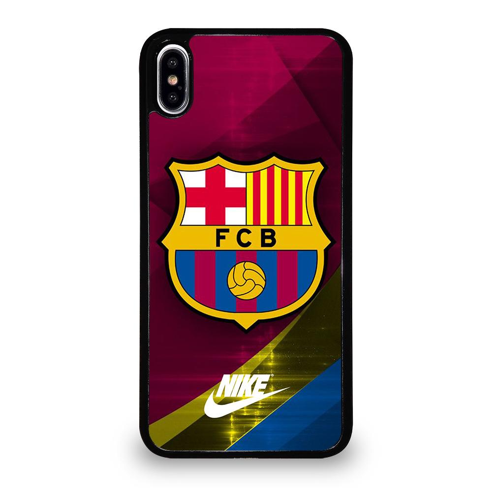 Fcb Fc Barcelona Cool Logo Iphone Xs Max Case Best Custom Phone Cover Cool Personalized Design Favocasestore