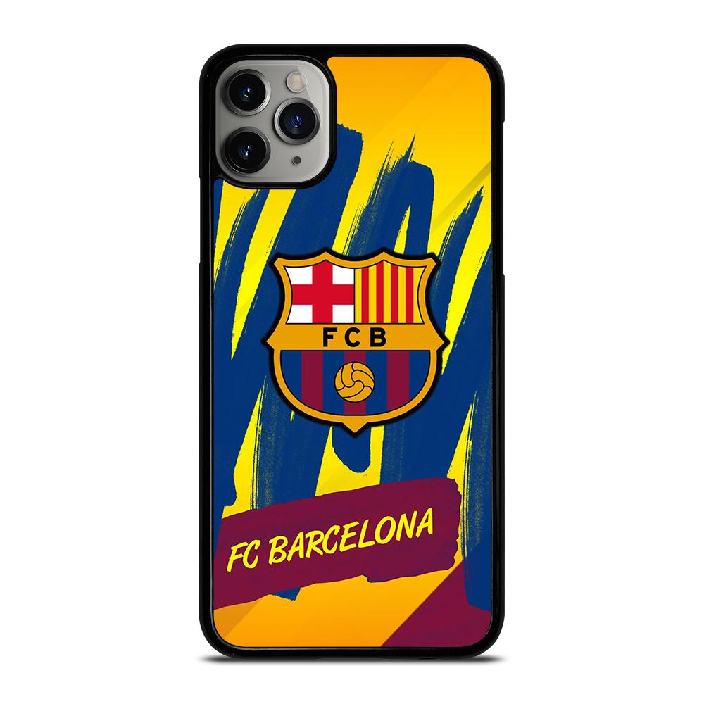 Fc Barcelona Iphone 11 Pro Max Case Best Custom Phone Cover Cool Personalized Design Favocasestore