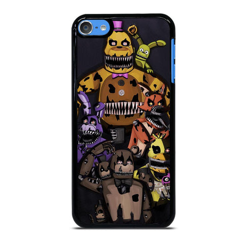FIVE NIGHTS AT FREDDY'S ART-ipod-touch-7-case-cover