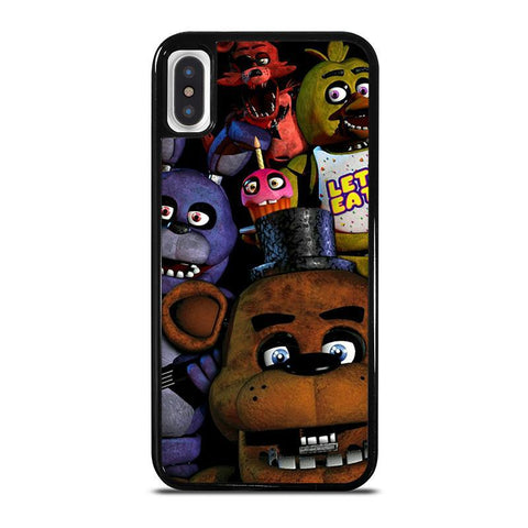 FIVE NIGHTS AT FREDDY'S FNAF 2,-iphone-x-case-cover