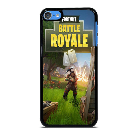 FORTNITE BATTLE ROYAL-ipod-touch-7-case-cover
