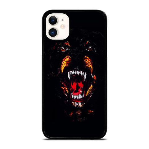 GIVENCHY ROTTWEILER-iphone-11-case-cover