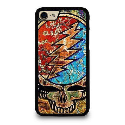 GRATEFUL DEAD ART LOGO-iphone-7-case-cover