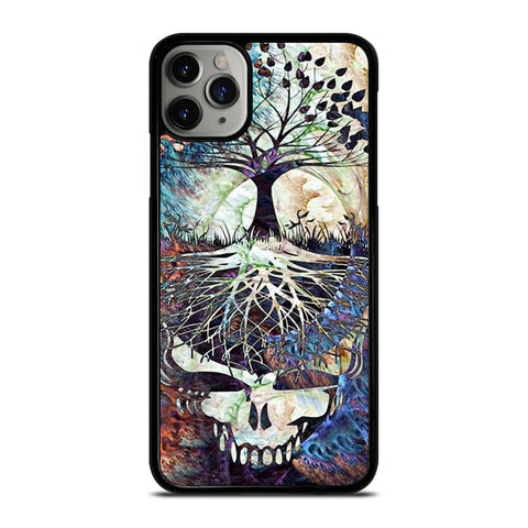 GRATEFUL DEAD TREE LOGO-iphone-11-pro-max-case-cover