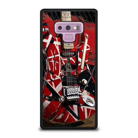 GUITAR EDDIE VAN HALEN-samsung-galaxy-note-9-case-cover