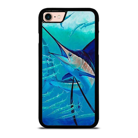 GUY HARVEY ISLAND-iphone-8-case-cover