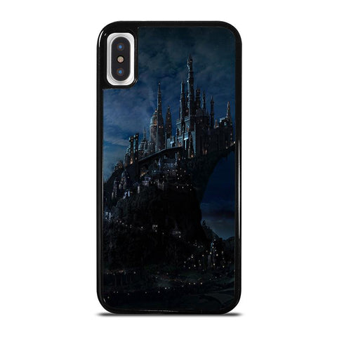 HARRY POTTER CASTLE iPhone X / XS Case - Best Custom Phone Cover Cool Personalized Design