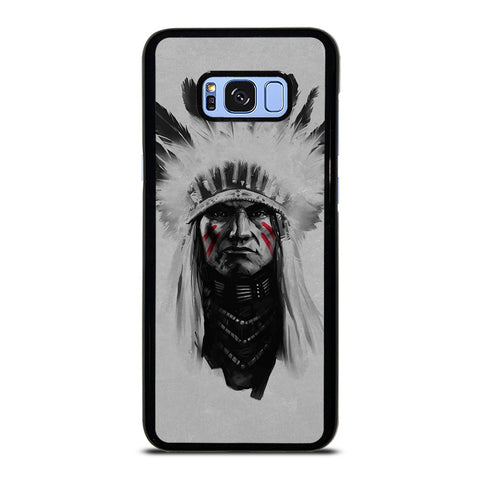 INDIAN TRIBES ART Samsung Galaxy S8 Plus Case Cover