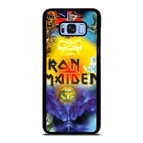 IRON MAIDEN HEAVY METAL BAND Samsung Galaxy S8 Plus Case Cover