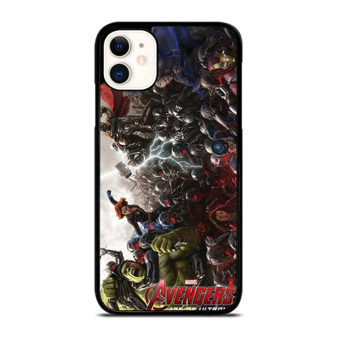 IRON MAN AGE OF ULTRON 2-iphone-11-case-cover