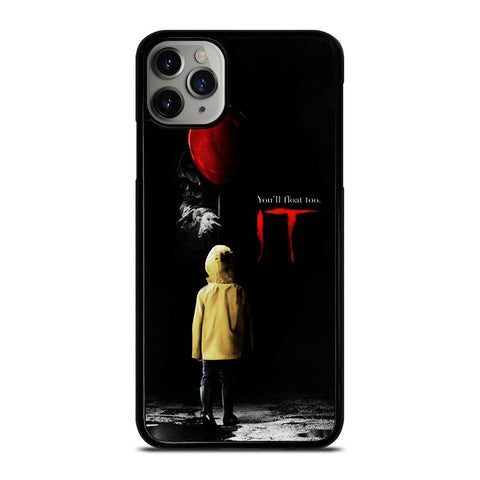 IT PENNYWISE CLOWN-iphone-11-pro-max-case-cover