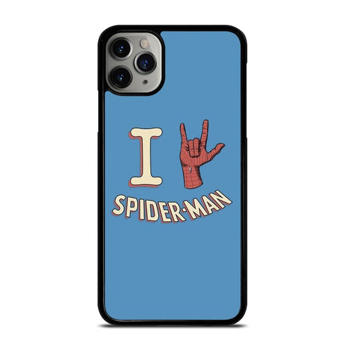 I SPIDERMAN-iphone-11-pro-max-case-cover