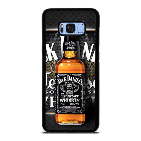 JACK DANIELS WHISKEY BOTTLE Samsung Galaxy S8 Plus Case Cover