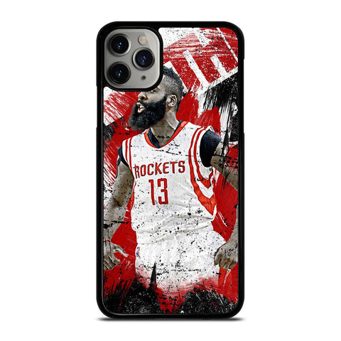 JAMES HARDEN HOUSTON ROCKETS 2-iphone-11-pro-max-case-cover