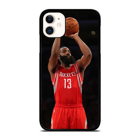 JAMES HARDEN SHOTS-iphone-11-case-cover