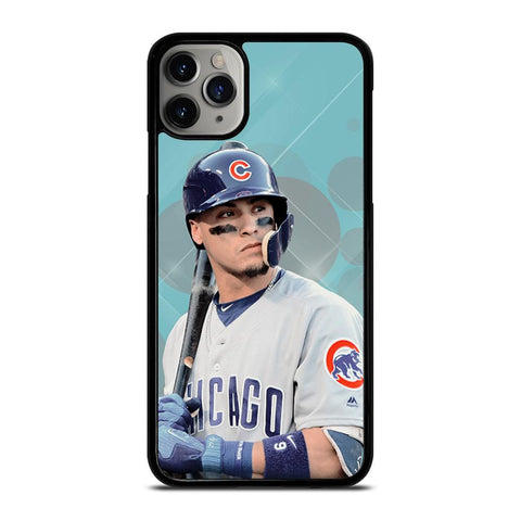 JAVIER BAEZ CHICAGO CUBS-iphone-11-pro-max-case-cover