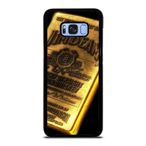 JIM BEAM WHISKEY GOLD Samsung Galaxy S8 Plus Case Cover