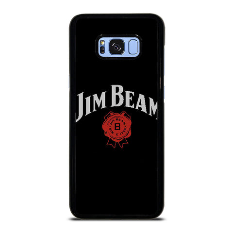 JIM BEAM WHISKEY RED LOGO Samsung Galaxy S8 Plus Case Cover