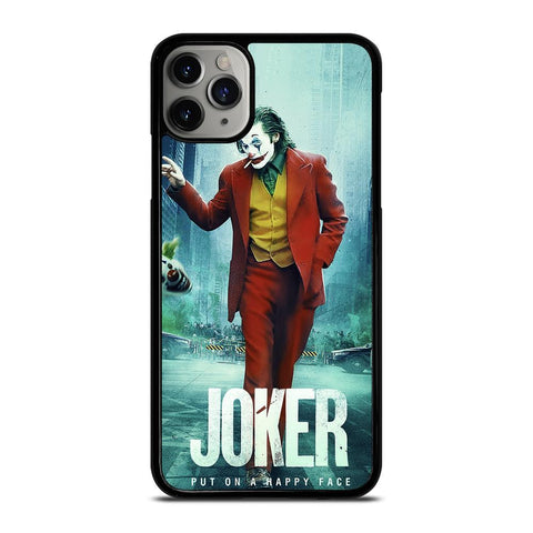 JOAQUIN PHOENIX JOKER-iphone-11-pro-max-case-cover