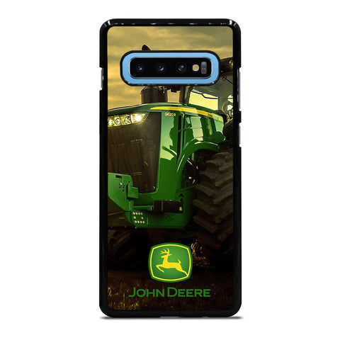 JOHN DEERE TRACTOR Samsung Galaxy S10 Plus Case - Best Custom Phone Cover Cool Personalized Design