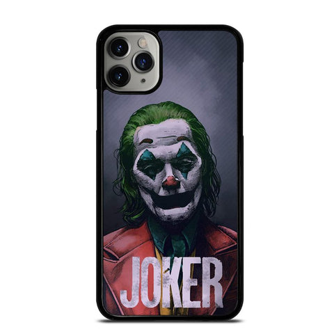 JOKER MOVIE ART-iphone-11-pro-max-case-cover