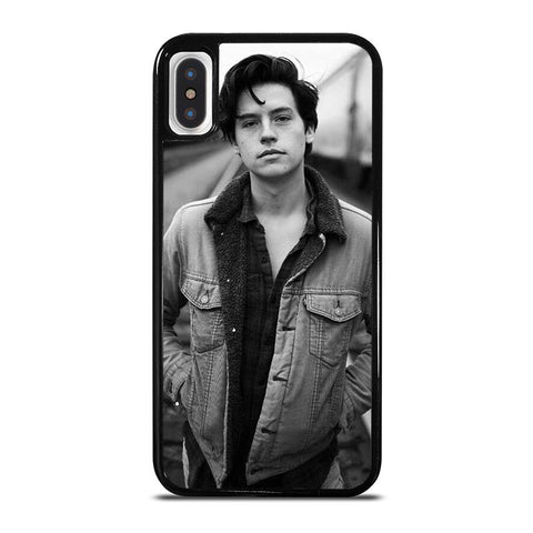 JUGHEAD JONES RIVERDALE COLL iPhone X / XS Case - Best Custom Phone Cover Cool Personalized Design