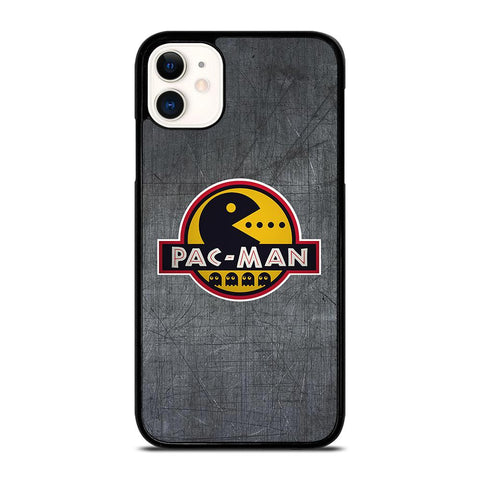 JURASSIC PAC MAN-iphone-11-case-cover