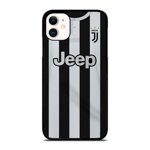JUVENTUS JEEP FOOTBALL JERSEY KIT-iphone-11-case-cover