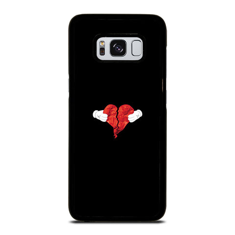 KANYE WEST 808S & HEARTBREAK Samsung Galaxy S8 Case Cover