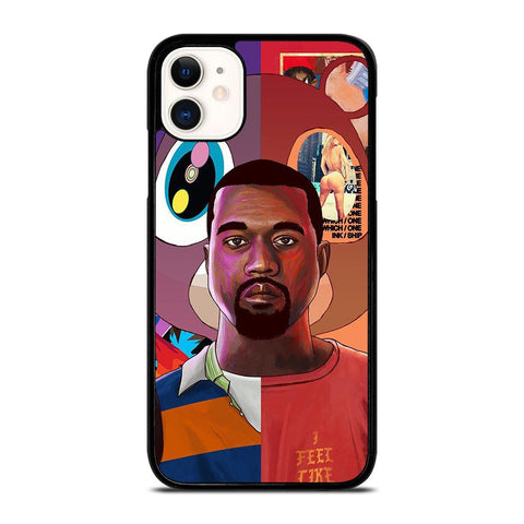 KANYE WEST RAPPER-iphone-11-case-cover
