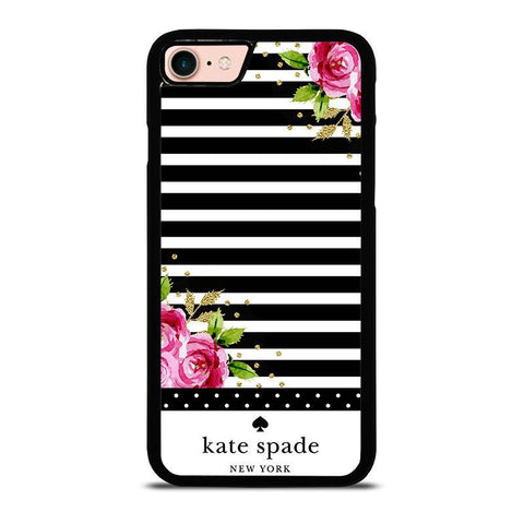 KATE SPADE FLORAL POLKADOTS-iphone-8-case-cover